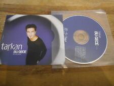 CD Ethno Tarkan-BU GECE (7) canzone MCD Universal Istanbul