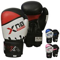 XN8 Boxing Gloves Training Punching Bag Sparring Workout Fighting MMA Kickboxing