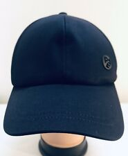 Paul Smith Men Hat Cotton Baseball Black Cotton