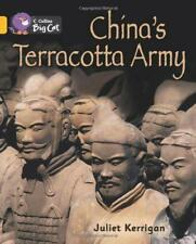 Collins Big Cat - Terracotta Army: Gold/Band 9 by  | Paperback Book | 9780007462