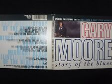 CD SINGLE GARY MOORE / STORY OF THE BLUES /