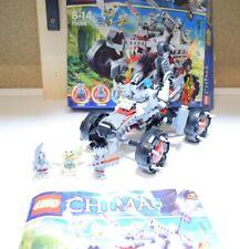 Lego 70004 Legends of Chima Wake Pack Tracker