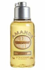 L'Occitane ALMOND Shower Oil Foam Body Wash Shower Gel Amande 2.5oz 75ml Womans
