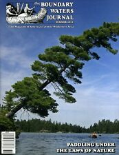 BOUNDARY WATERS JOURNAL SUMMER 2013