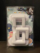 Tiny Patrol | Childs Door Level Locks | 6 Piece | Safety Protector Door Lock