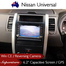 "6.2"" Navigation Car DVD GPS Head Unit Stereo for Nissan Universal"