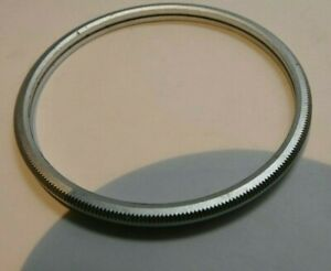 metal ring for Nikon 72mm  screw in cap male threads