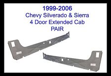 1999-2006 Chevy Silverado Sierra Extended Cab Inner Rocker Panel New Pair