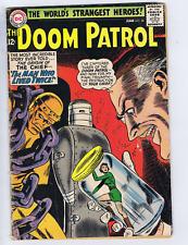 Doom Patrol #88 DC 1964