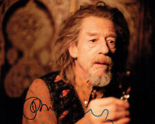 John HURT SIGNED Autograph RARE 10x8 Photo AFTAL COA Only Lovers Left Alive