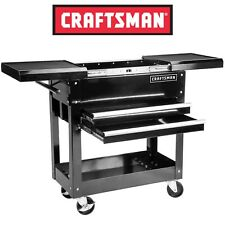 Craftsman 31 in 2 Drawers Mechanic Rolling Tool Service Utility Steel Chest Cart