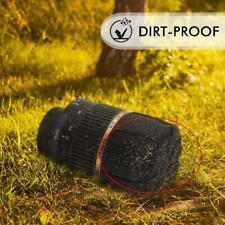Silicone Lens Cap SLR Universal Waterproof And Dustproof Anti-fall Lens
