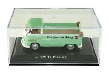 1962 VOLKSWAHON T1 PICKUP COCA COLA 1/43 GREEN BY MOTOR CITY 445738
