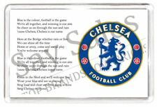 Chelsea CFC Fridge Magnet Blue Is The Colour Anthem Football Gift Present Sport