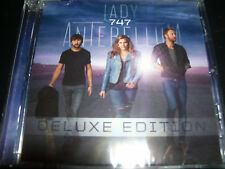 Lady Antebellum 747 (Australia) Deluxe Edition Bonus Tracks CD – New