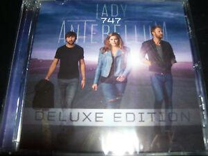 Lady Antebellum 747 (Australia) Deluxe Edition Bonus Tracks CD – New