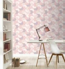 Geometric Rasch Wallpaper Wallpapers