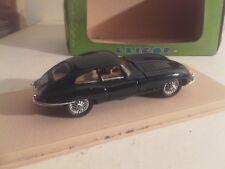 jaguar type E coupé 1965  eligor n 1153