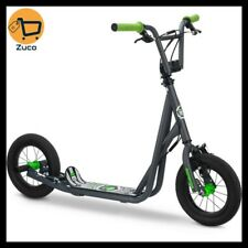 Two Wheeler Kick Scooter BMX Style Balance Board For Adult Kids Boys Girls New
