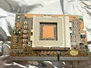 NEW SOCKET 370 CELERON TO SLOT 1 CPU ADAPTERS - NO JUMPERS (NOT FOR PENTIUM III
