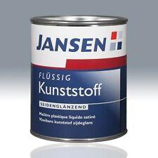 Jansen Flüssig Kunststoff silbergrau 7001 2,5l Flüssigkunststoff