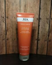 New listing Ren Clean Skincare Perfect Canvas Clean Jelly Oil Cleanser New/Unopened/Sealed