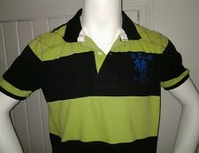 POLO Ralph Lauren Rugby Custom Fit Dual Match Pony Match  Shirt Men's SZ M