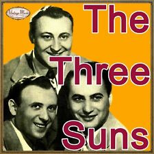 THE THREE SUNS CD Vintage Dance Orchestra / Moonlight And Roses , Velvet Moon