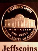 2016 S Jefferson Nickel Early Strike 5¢ Via US Mint Proof Set Lowest Cost Nickle