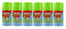 Mortein Outdoor Fly & Mosquito Automatic Spray Refill Value Pack 3 x (2 x 154g)