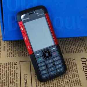 Original Nokia 5310 XpressMusic Bluetooth Support Russian Hebrew Arabic Keyboard