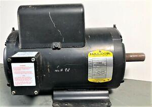 Baldor 3 H.P. SINGLE PHASE Industrial Motor