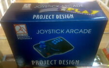JOYSTICK ARCADE FIGHTING STICK PLAYSTATION 2 PS2 PS1 PSX NUEVO NEW PROJECTDESIGN
