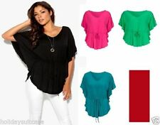 Holiday V Neck Casual Tops & Shirts for Women