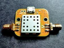 AIS Pre-Filtered LNA w//BIAS-TEE 160-164MHz Filter Gain 20dB; NF/<1dB Weather Band
