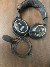 Turtle Beach Ear Force PX4 Headphones With Microphone And Cord
