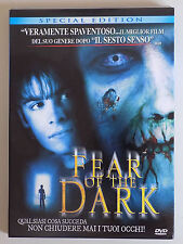 """DVD """"FEAR OF THE DARK"""" BASCOMBE - 2002 SPECIAL HOT BLOOD EDITION - A8"""