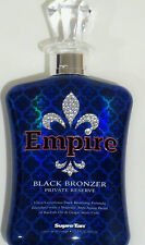 SUPRE TAN EMPIRE BLACK BRONZER PRIVATE RESERVE ANTI ANGING BLEND TAN LOTION