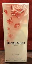 Hanae Mori Red Butterfly Women's Parfum Spray 1.0 fl.oz / 30ml NIB Sealed