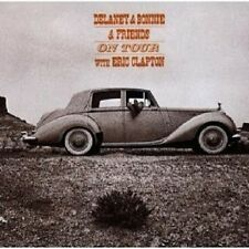 Delaney & Bonnie-on tour with Eric Clapton CD pop NEUF