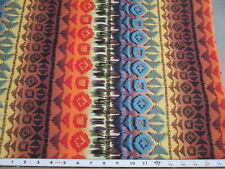 Southwestern - Native Earth Navajo Stripe Print - Sold by the half-yard