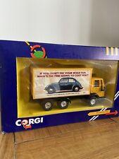 Corgi Mercedes Box Van Boxed