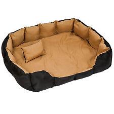 Hundebett Hundekorb Tierbett Hundesofa Hundekissen Hundedecke XXL 110x90x20cm