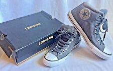New Converse Chuck Taylor All Star High Sneaker Grey Shoes Men Size 8 Women's 10
