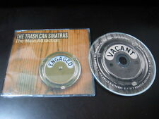 Trash Can Sinatras The Main Attraction UK 4 Tracks CD Single C86 Indie