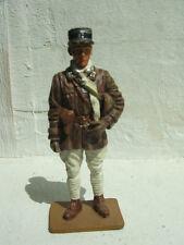 soldat de plomb WWII capitaine de Car francais 1939-1940