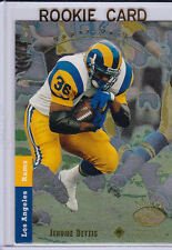 JEROME BETTIS 1993 Upper Deck SP RC Premier Prospects $$ ROOKIE CARD Steelers RB