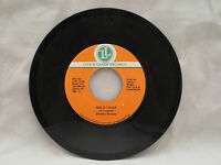 REGGAE - Dennis Brown - Hold Tight on Live & Learn Records 45RPM
