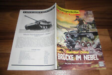 SOLDATENGESCHICHTEN 4 / 1958 -- BRÜCKE im NEBEL // Panzerschlacht in Frankreich