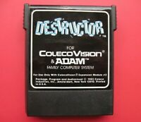 DESTRUCTOR Colecovision Game *Cleaned & Tested*